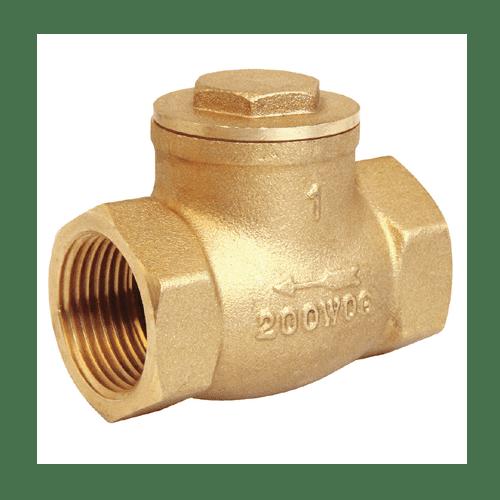 non retrun valve4