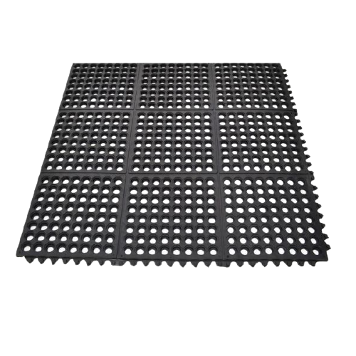rubber mat induskart